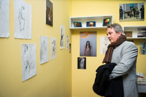 Vernissage of the shortlisted artists for the